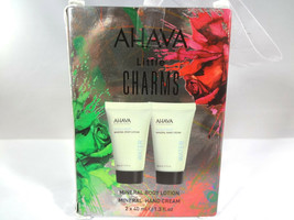 AHAVA - Little Charms Mineral Body Lotion & Mineral Hand Cream (1.3oz ea... - $10.25