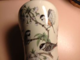 Lenox Ltd. Ed. 1989 George Washington Commemorative Birds Vase - $120.00