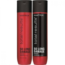 Matrix Total Results So Long Damage Shampoo Conditioner 10.1 oz Duo - $21.10