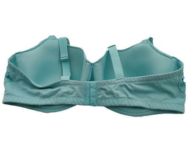 Ambrielle Padded Bra in Aqua Tint Size 42D image 2