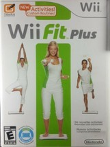 Wii Fit Plus (Wii, 2009) - $6.65