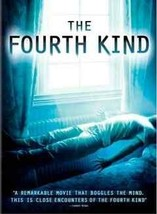 DVD - The Fourth Kind DVD  - $4.24