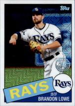 Brandon Lowe 2020 Topps Series 2 Chrome 1985 Card #85TC-43 - $1.50