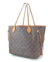 Authentic LOUIS VUITTON Neverfull MM Monogram Tote Bag Purse #31024 - £578.29 GBP