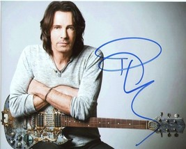 RICK SPRINGFIELD AUTOGRAPH 8X10 PHOTO SIGNED AUTHENTIC AUTO GENERAL HOSP... - $35.00