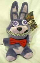 "Five Nights at Freddy's 6"" Purple Nightmare Bonnie Plush-RARE FIND!-Bran... - $29.69"
