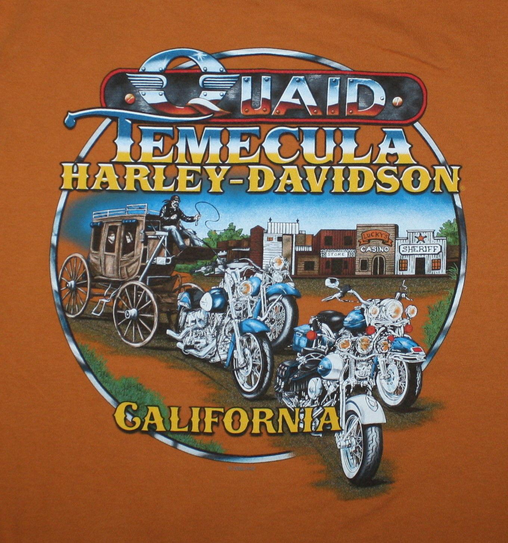 Harley Davidson Quaid Temecula California and 15 similar items