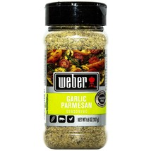 Weber Garlic Parmesan Seasoning (6.6 oz.) - $14.24