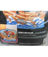 Dimensions Needlepoint Noah's Ark Pillow Kit Michael Adams 1994 - $45.00