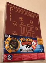 BRAND NEW! YO-KAI YOKAI WATCH COLLECTION BOOK ALBUM EXCLUSIVE MEDALLIUM - $15.83