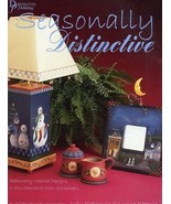 Seasonally Distinctive Inspired Designs Tole Painting PATTERN/INSTRUCTIONS - $4.47