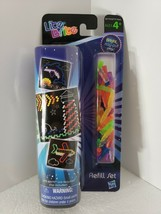 New Lite Brite Refill Set 8 Paper Patterns 50 Pegs Dolphin Airplane Hasbro 2010 - $19.34