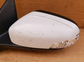 07-11 Volvo S80 V70 Side View Door Mirror w/ BLIS Blind Spot 16WIRE Driver LH image 2