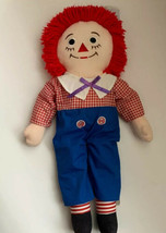"""Applause Raggedy Andy Plush Doll 25"""" 1991 - $19.79"""