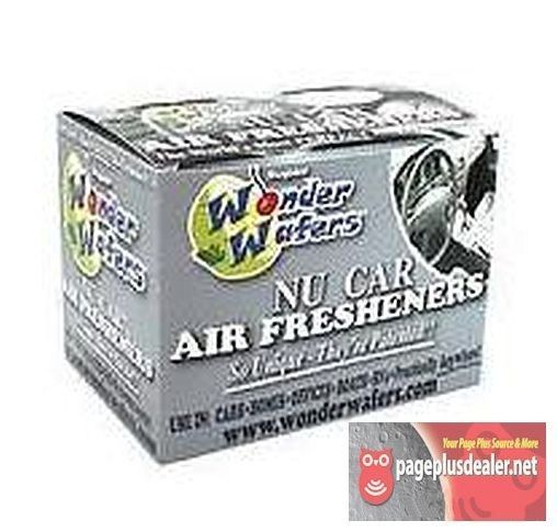 16- Wonder Wafers NU Car Scent~Amazingly Fresh~CHEAP Air Freshener Car Home