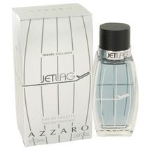 Azzaro Jetlag Cologne 2.6 Oz Eau De Toilette Spray image 3