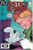 Justice League International Comic Book #19 DC Comics 1988 VFN/NEAR MINT... - $3.99