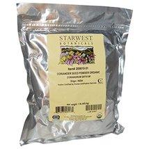 Starwest Botanicals Organic Coriander Seed Powder, 1 Pound - $15.39