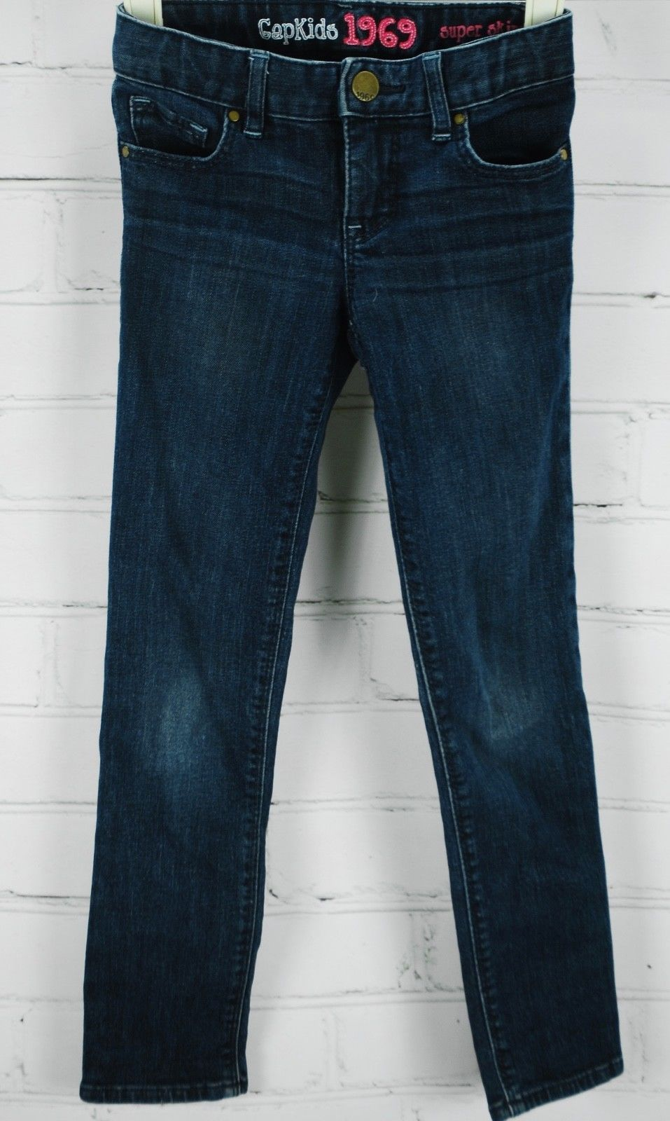 16be82e8a6592b Gap Kids Girl's Super Skinny Jeans 1969 Size and 15 similar items. 57