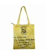 Classic Design Women Shopping Bag  Letter Handbag Casual Tote With Zippe... - $17.20