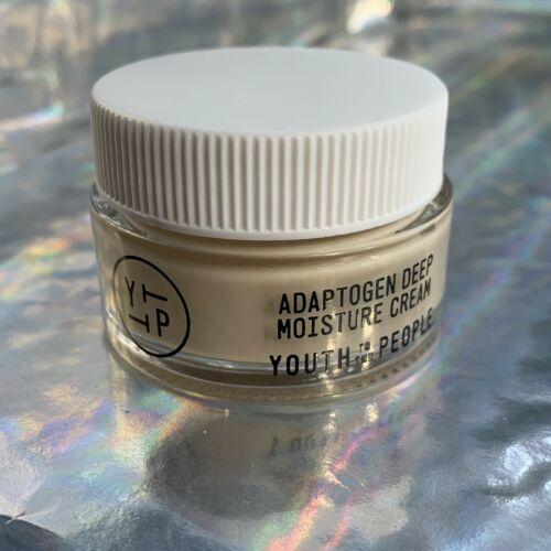 Youth To The People Adaptogen Deep Moisture Cream 15mL/.5oz. Reishi Ashwagandha