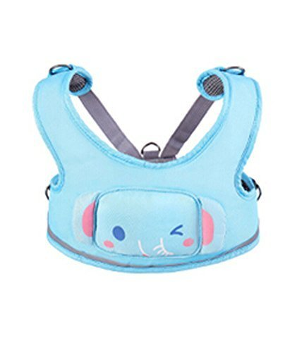 Baby Safe Walking Protective Belt Elephant