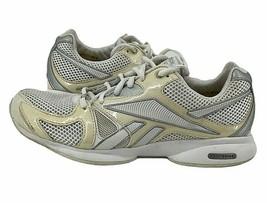 Reebok EasyTone Smoothfit Sneakers Shoes Womens SZ 8 Toning Walking Mesh... - $14.50