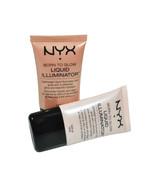 NYX Born To Glow Liquid Illuminator *Choose any... - $8.25