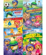 Team Umizoomi DVD Set TV Show Series Lot Episode Collection All Kids Chi... - $69.29
