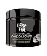 Nature Phil Activated Charcoal Natural Teeth Whitening Powder Natural Wh... - $6.98