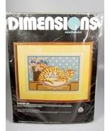 tabby cat Needlepoint Kit - $50.61