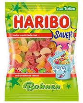 Haribo - Saure Bohnen 200g  - $3.97