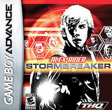 Alex Rider: Stormbreaker Nintendo Game Boy Advance Video Game - $6.65