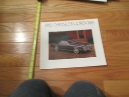 1982 Chrysler Cordoba Car auto Dealer showroom Sales Brochure - $9.99