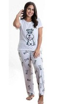 Dog Schnauzer pajama set with pants for women - $35.00