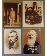 The Old Photo Chest of America 10x7 in Prints Qty 4 (C) - $17.09
