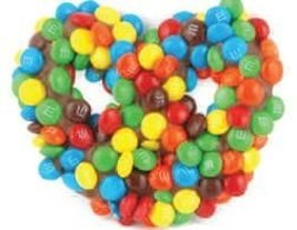 Milk Chocolate Gourmet Pretzels with M&Ms -6Lbs - $145.19