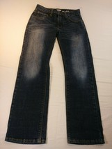 Boys Denizen Levis Jeans Size 12 Regular 218 Slim Straight Fit internal ... - $8.00