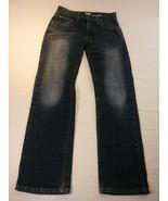 Boys Denizen Levis Jeans Size 12 Regular 218 Slim Straight Fit internal ... - $8.00