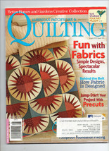 August 2010/American Patchwork & Quilting/Preowned Craft Magazine - $3.99