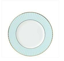 Lenox Pleated Colors Aqua Salad Side Plates   Set of 4 - $64.36