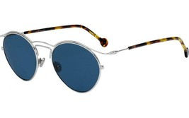 NEW Christian Dior ORIGINS1 8JD/KU Silver Havana/Blue Gradient Sunglasses - $256.81