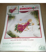 NEW Dimensions Star Bright Angel For Garment 8504 Counted Cross Stitch K... - $19.99