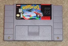 Uniracers Super Nintendo Super NES SNES Video Game Cartridge by Rare - $19.95