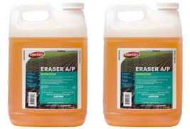 5 GLS Eraser AP Glyphosate 41% Weed Grass Killer Herbicide Conc with Sur... - $142.99