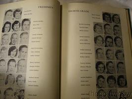 1956 Elk Head High School Yearbook Rush, Pennsylvannia image 6