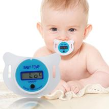 Silicone Nipple Medical Pacifier Thermometer - $7.99