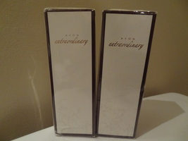 LOT OF 2  AVON  EXTRAORDINARY  PERFUME  NEW N SEALED BOX 1.7 OUNCE  LOT ... - $28.99