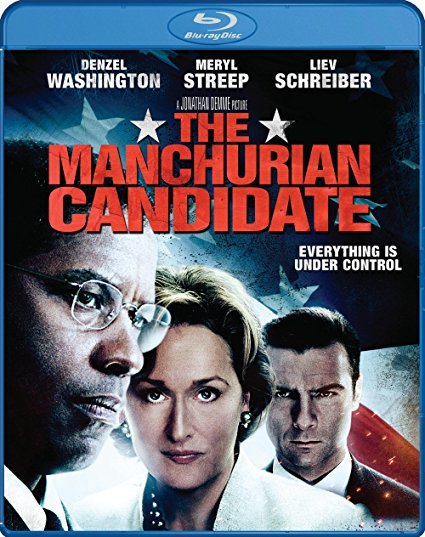 The Manchurian Candidate [Blu-ray] (2004)