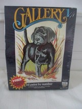 Vintage Gallery 1 Oil Paint by Number Kit NEW Craft Master Blackie 23609 - $24.49